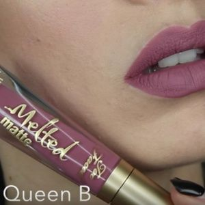 5 for $25 TOO FACED Melted Matte Lipstick Queen B
